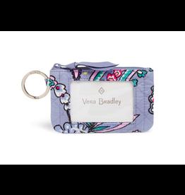 Vera Bradley Iconic Zip ID Case Makani Paisley