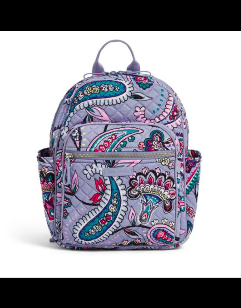 Vera Bradley Iconic Small Backpack Makani Paisley