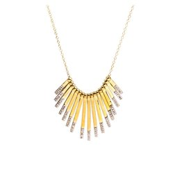 Ella Stein Sunset Over The City Necklace - Gold