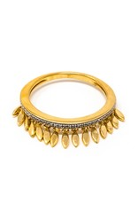 Ella Stein Rumba With Me Ring, Gold