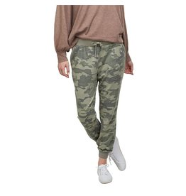 Mud Pie Fanning Jogger, Green