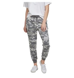 Mud Pie Fanning Jogger, Gray