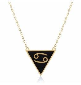 Shop Zodiacs Zodiac Necklace - Cancer