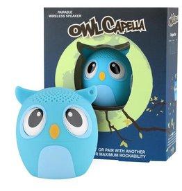 My Audio Pet Owl Capella Blue