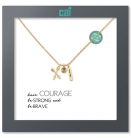 Cool and Interesting Courage-As you Wish- Gold
