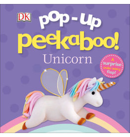 Penguin Random House Pop Up Peek_A _Boo - Unicorn