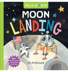 Penguin Random House Moon Landing