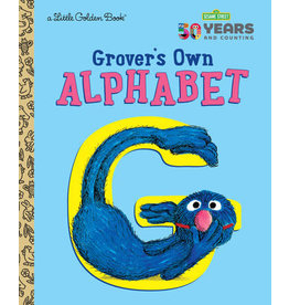 Penguin Random House Grover's Own Alphabet