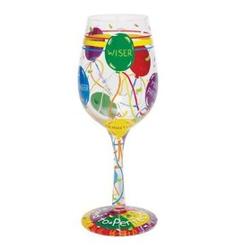 Lolita Aged to Perfection Wine Glass