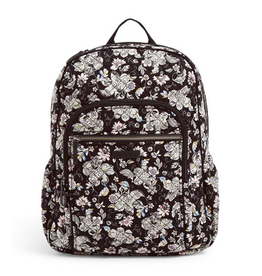 Vera Bradley Iconic Campus Backpack Holland Garden