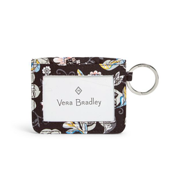 Vera Bradley Iconic Campus Double ID Holland Garden