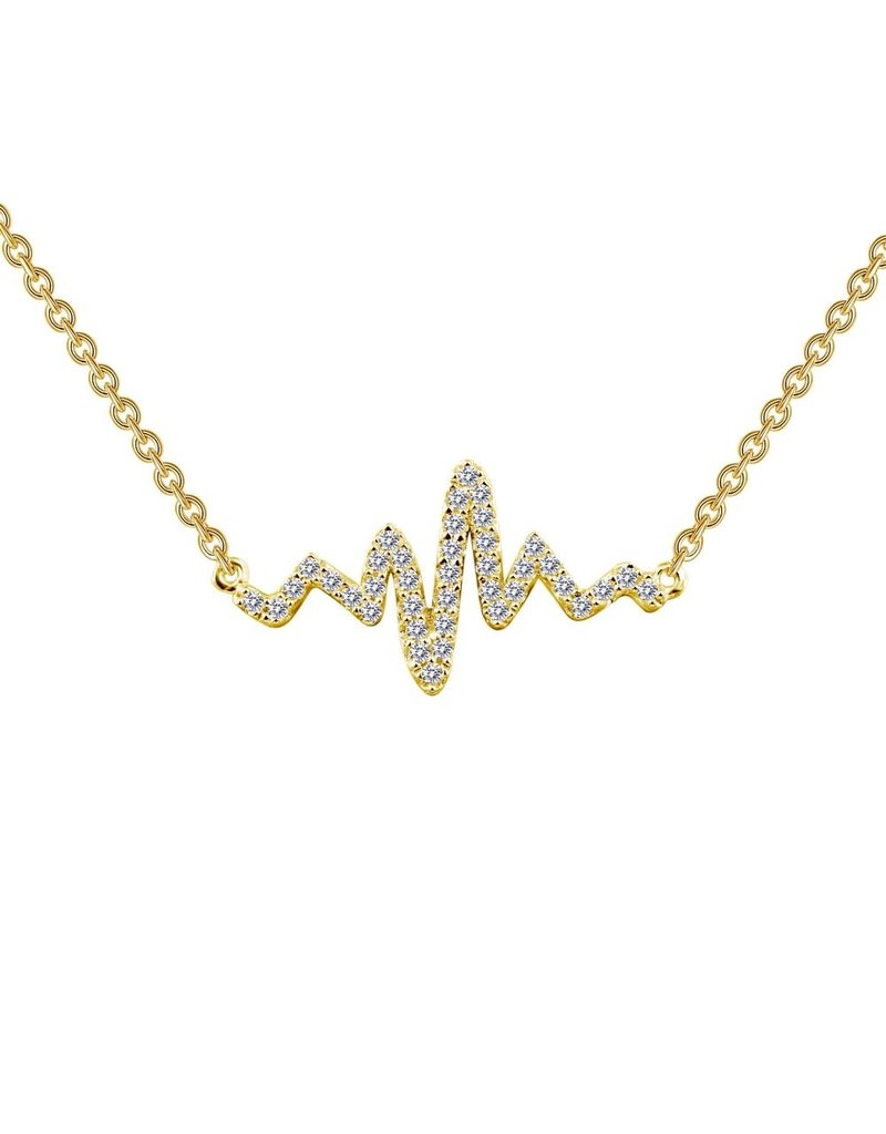 Lafonn Heartbeat Necklace