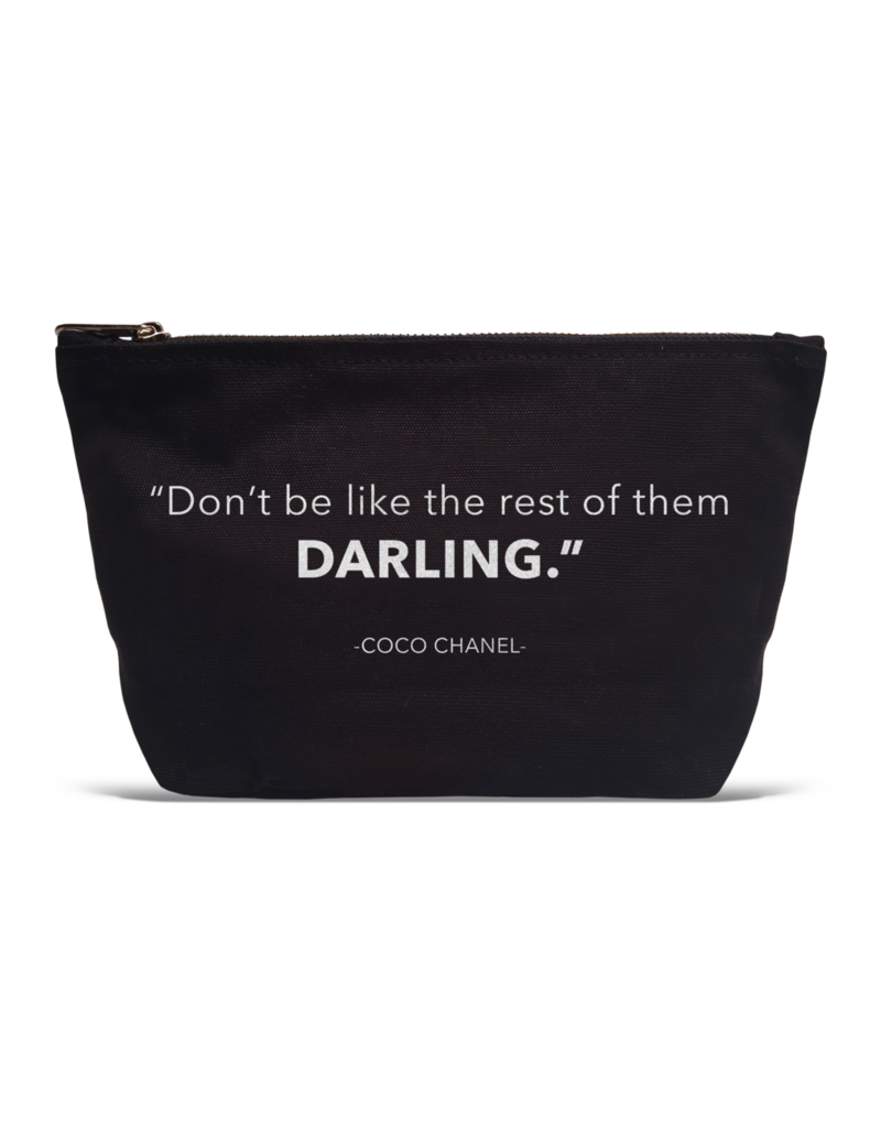 Don't be Like the Rest Darling Pouch