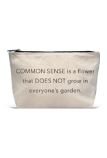 Common Sense Flower Pouch