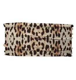 Karma Thin Headband- Leopard