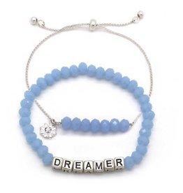 KIS My Messages Bracelet, Dreamer