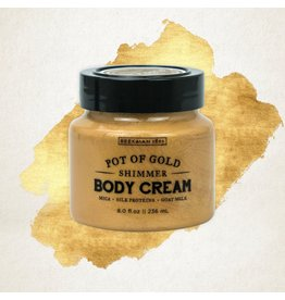 Beekman 1802 Pot of Gold Body Cream 8 oz