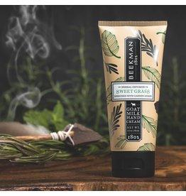 Beekman 1802 Sweet Grass Hand Cream 2 oz
