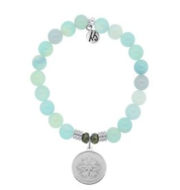 Tiffany Jazelle Core Collection, Aqua Agate, Guidance