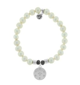 Tiffany Jazelle Core Collection-White Pearl, Prayer