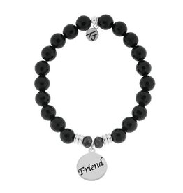 Tiffany Jazelle Core Collection- Onyx Faceted, Friend