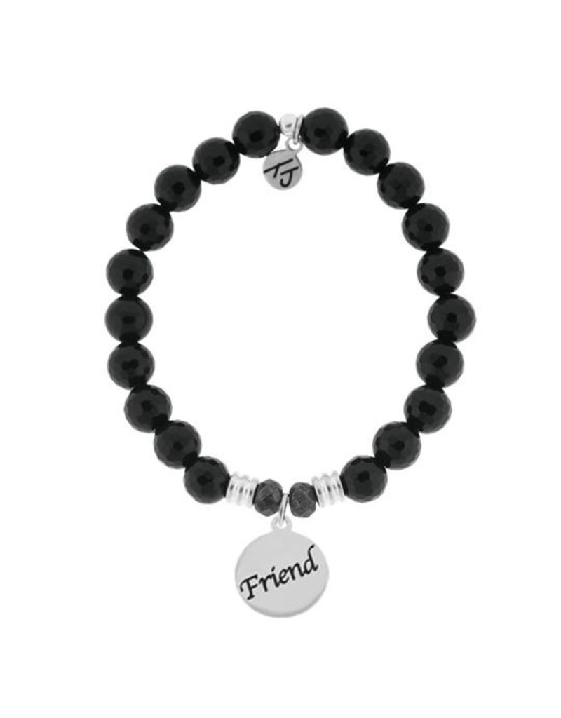 Tiffany Jazelle Core Collection- Onyx Faceted, Wish