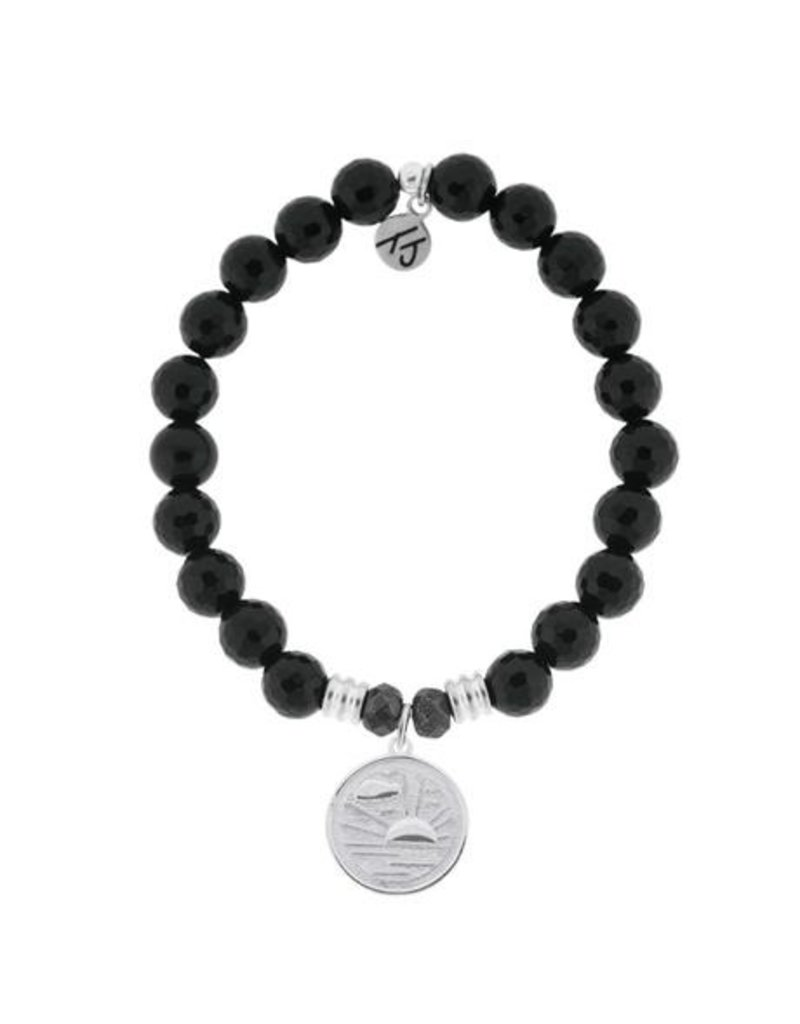 Tiffany Jazelle Core Collection- Onyx Faceted,New Day