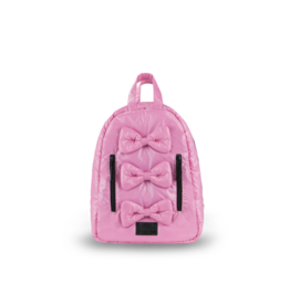 7AM Voyage Mini Bows backpack- Blush