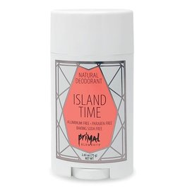 Primal Elements Natural Deodorant - Island Time