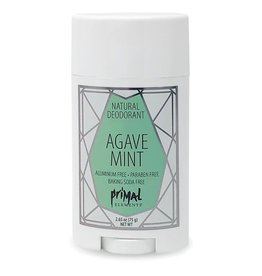 Primal Elements Natural Deodorant - Agave Mint