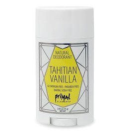 Primal Elements Natural Deodorant -Tahitian Vanilla