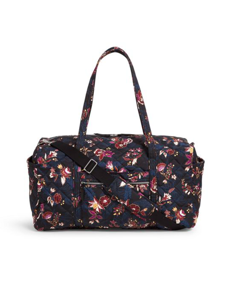Vera Bradley Iconic Large Travel Duffel Garden Dream