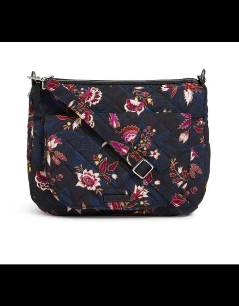 Vera Bradley Carson Shoulder Bag Garden Dream
