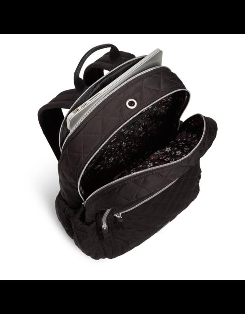 Vera Bradley Iconic Campus Backpack Black