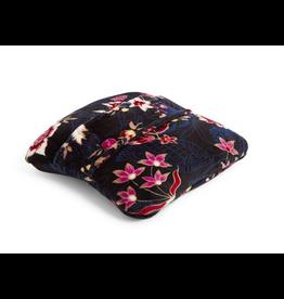Vera Bradley Plush Fleece Travel Blanket Garden Dream