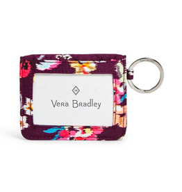 Vera Bradley Iconic Campus Double ID Indiana Rose