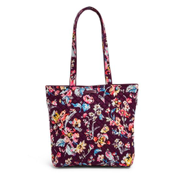 Vera Bradley Iconic Tote Bag Indiana Rose