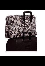 Vera Bradley Iconic Weekender Travel Bag Holland Garden