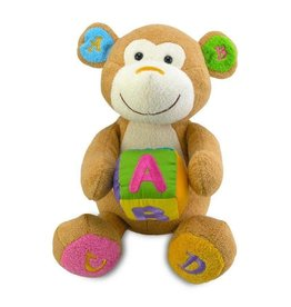 Cuddle Barn AlphaBet Charlie - Monkey