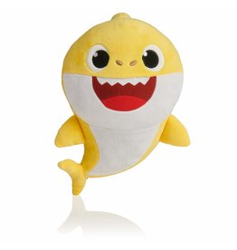 Pinkfong Pinkfong Babyshark Sound Plush, Yellow