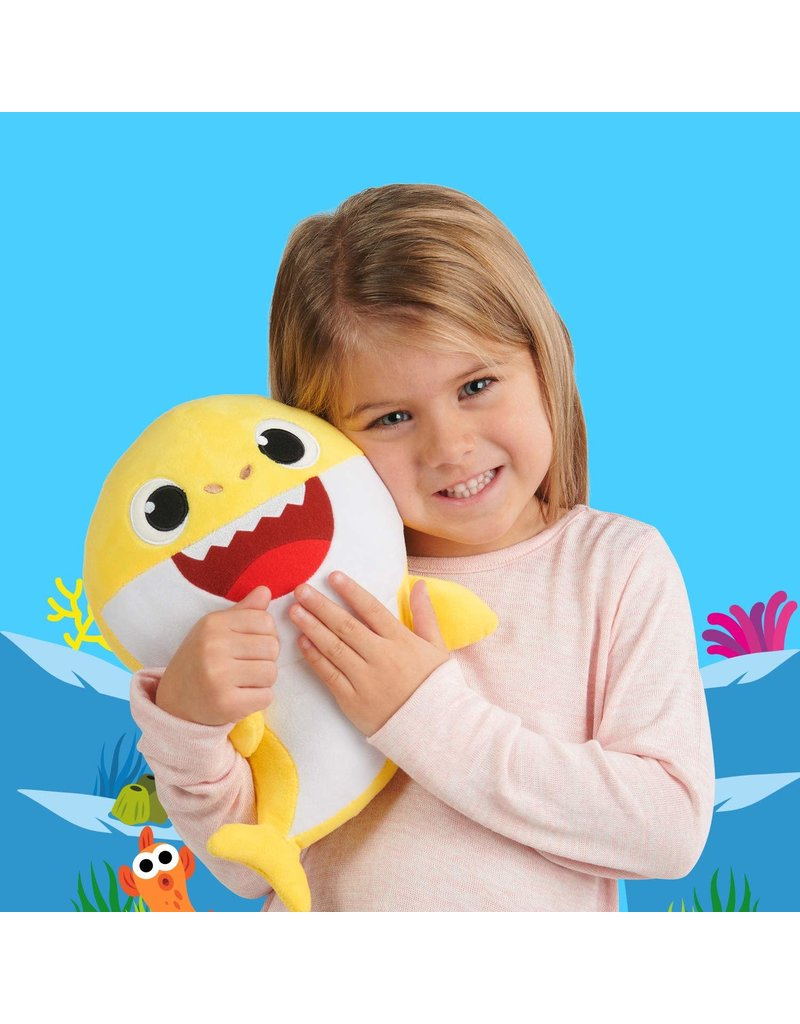 Pinkfong Pinkfong Babyshark Sound Plush, Yellow