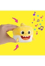 Pinkfong Pinkfong Babyshark Sound Plush, Small, Yellow