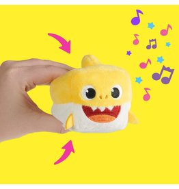 Pinkfong Pinkfong Babyshark Sound Plush, Small, Yellow