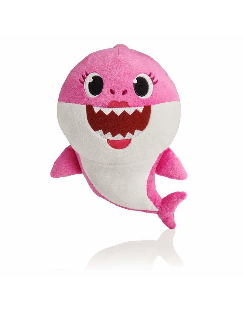 Pinkfong Pinkfong Babyshark Sound Plush, Pink