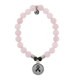 Tiffany Jazelle Core Collection Rose Quartz BCA- Together We Fight