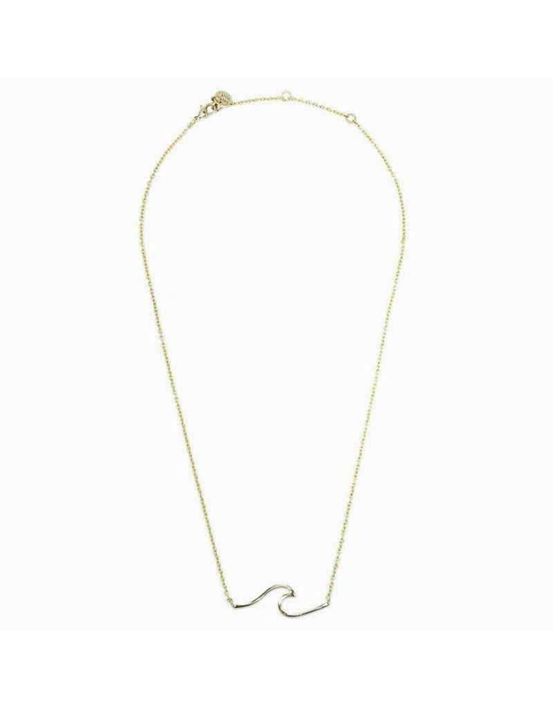 Pura vida gold coast necklace