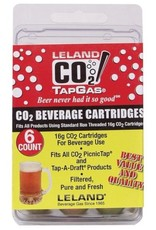 CO2 CARTRIDGES-16g UNTHREADED (6)