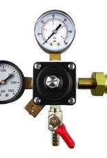 Regulator - Nitrogen , 5/16 Shutoff 60# & 3000# Gauges