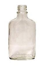 200 ML FLINT GLASS FLASK