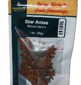 STAR ANISE 1 OZ